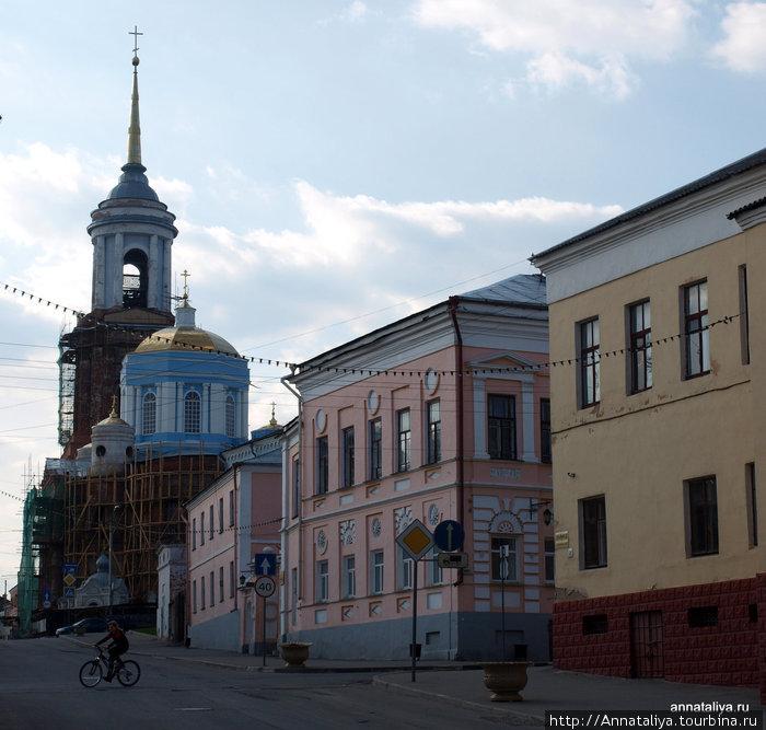В Ельце очень много церквей