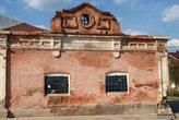 Старые кирпичные дома