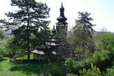 Деревянная церковь в Краеведческом музее