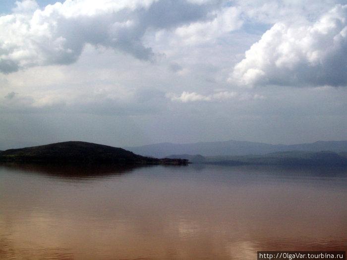 Озеро спокойствия