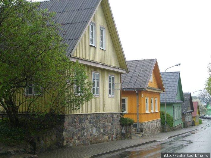 Улица Karaimų