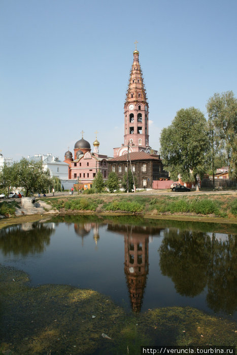 Свято-Троицкий монастырь.