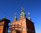 Церковь в Сарапуле. Стоит на улице Раскольникова, который никакого отношения к персонажу
