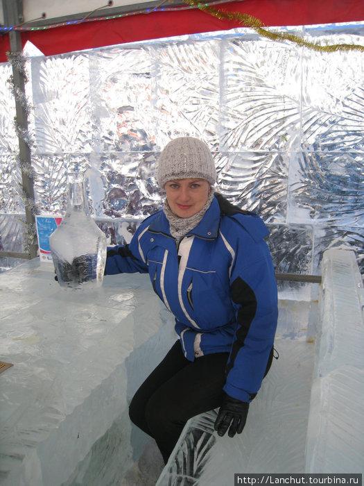Ледяное кафе