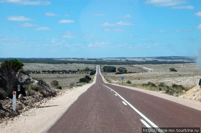 По полуострову Эйр (часть 3) Эллистон, Австралия