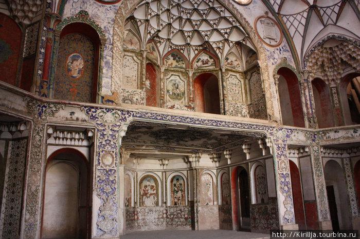 2. Кашан. Традиционный дом.