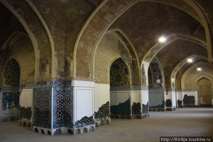 10. Табриз. Голубая мечеть.