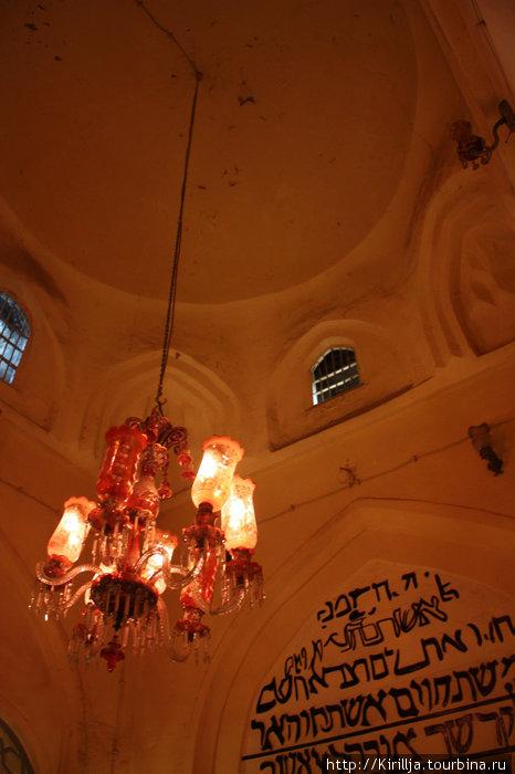 16. Синагога в Хамадане