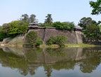 Укрепления замка Мацуэ