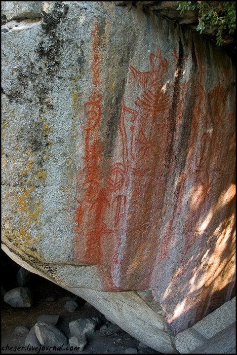 Гигантский лес Национальный парк Секвойя, Соединенные Штаты Америки