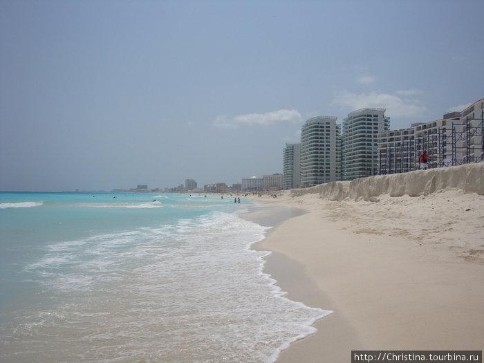 Пресловутый Канкун