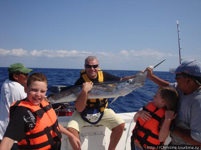 Удачная рыбалка :-)