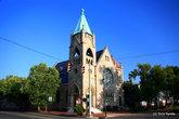 Церковь в олд тауне Портсмута.