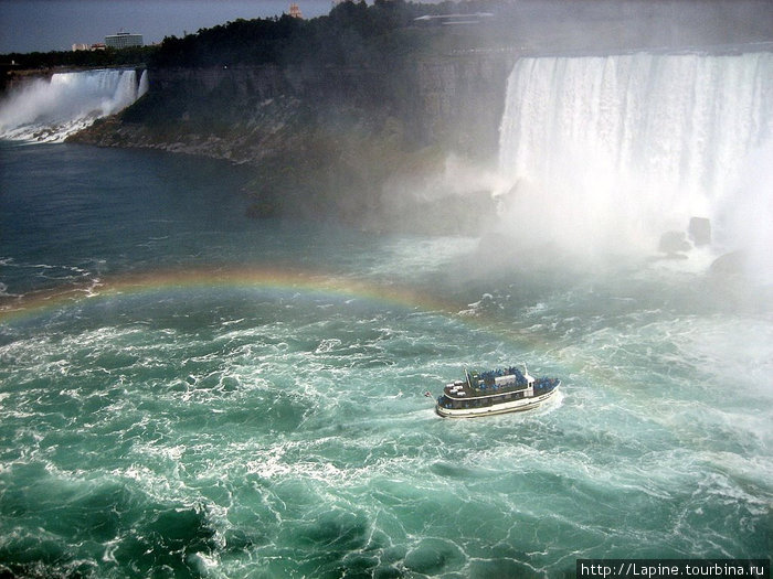 Водопады и \