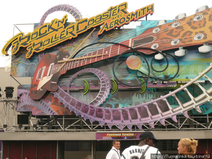 Rock'n'Roller Coaster with Aerosmith