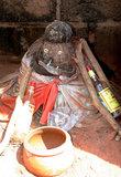 Один из духов-хранителей. духи очень уважают алкоголь и табак :о)