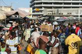 Рынок в Ломе