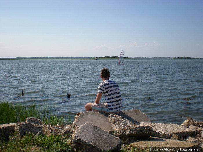 Озеро в Вайлдвуде