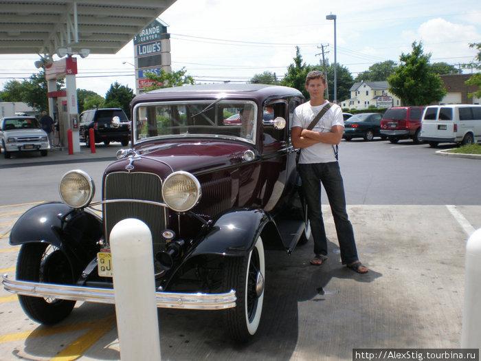 Ford 4dr. Sedan 1932 года