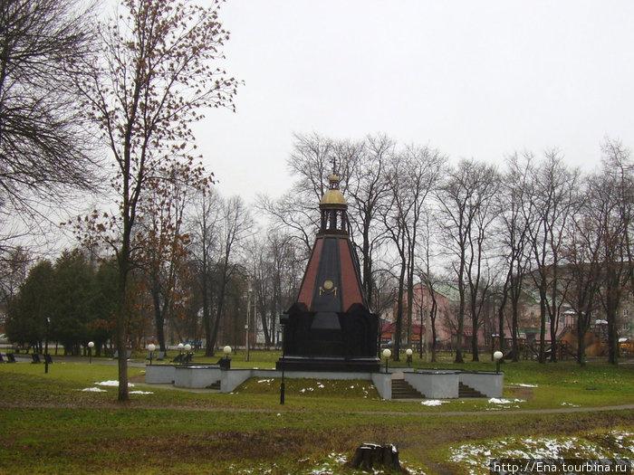 21.11.2009. Углич. Памятник \