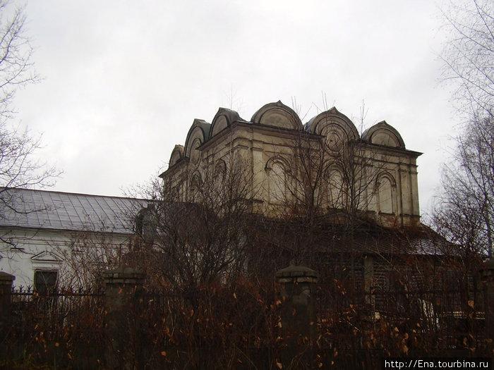 22.11.2009. Углич. Церковь Николы на Сухих прудах