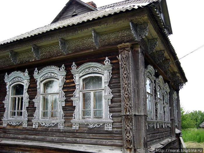Сицкари славились как замечательные плотники