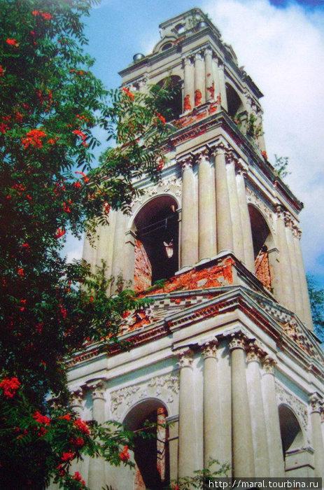 Церковь Покрова Пресвятой Богородицы в селе Сить-Покровское. 1808 год