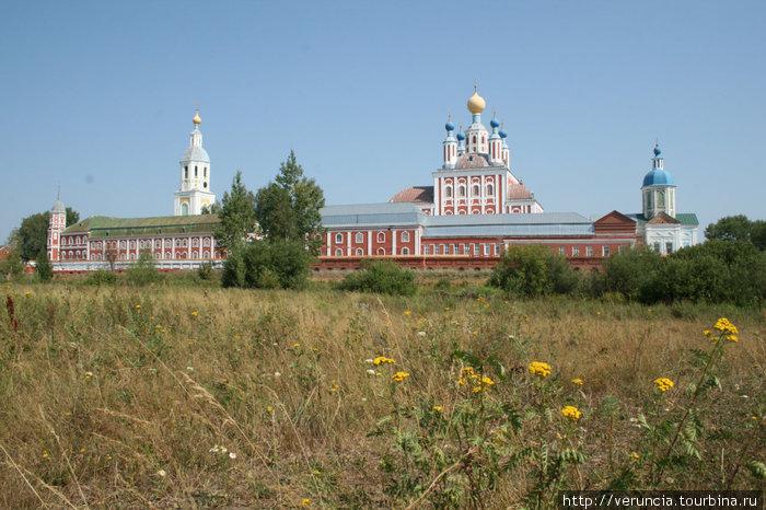 Санаксарский монастырь.
