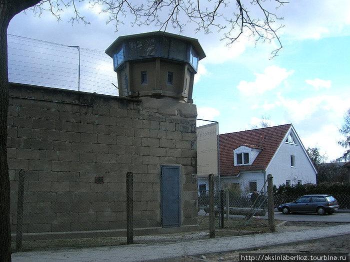 Тюрьма Berlin-Hohenschönhausen