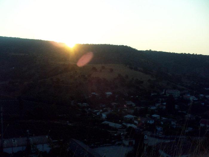 Через пять минут навстречу солнцу