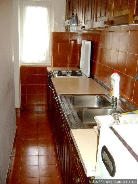 A2+2f , кухня
