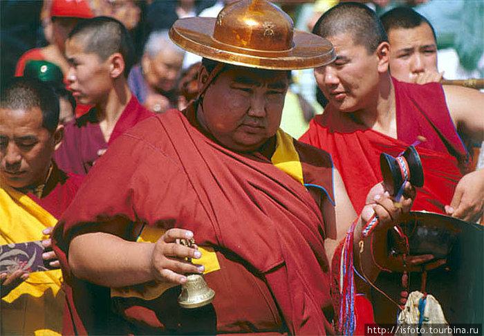 Праздник Майтреи — грядущего Будды