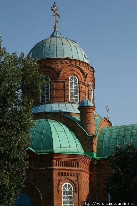 Храм в Тургенево.