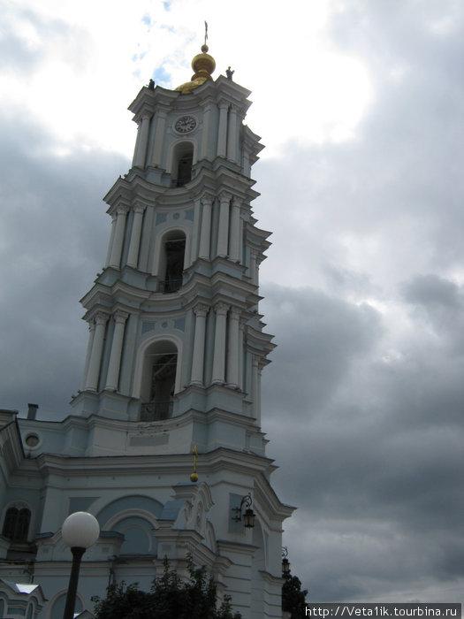 Колокольна храма на Соборной улице (ул. Сотня у горожан), г. Сумы