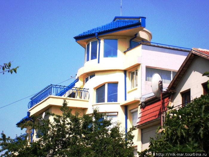 Врна. Дом Филиппа Киркорова.