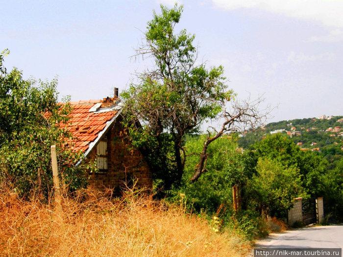 Уголок старой Болгарии.