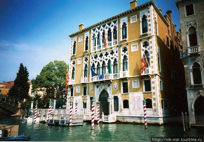 Не любоваться видами Венеции невозможно.