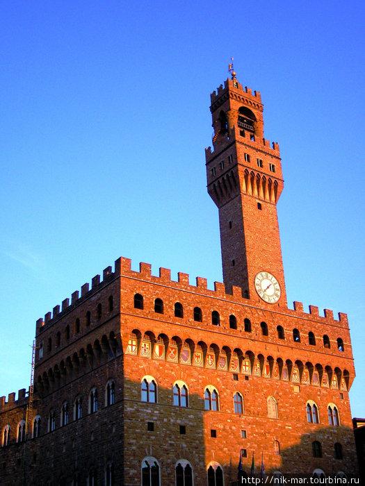 Один из символов Флоренции.