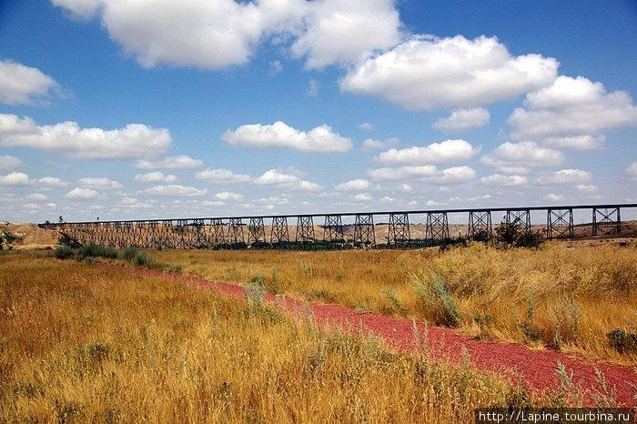 High Level Bridge (Высокоуровневый мост)