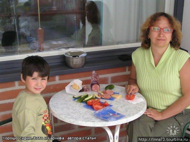 Тампере,2008,июнь,13е-пятница С негласным крестником СПА-отель\