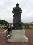 Памятник освободителям Меца