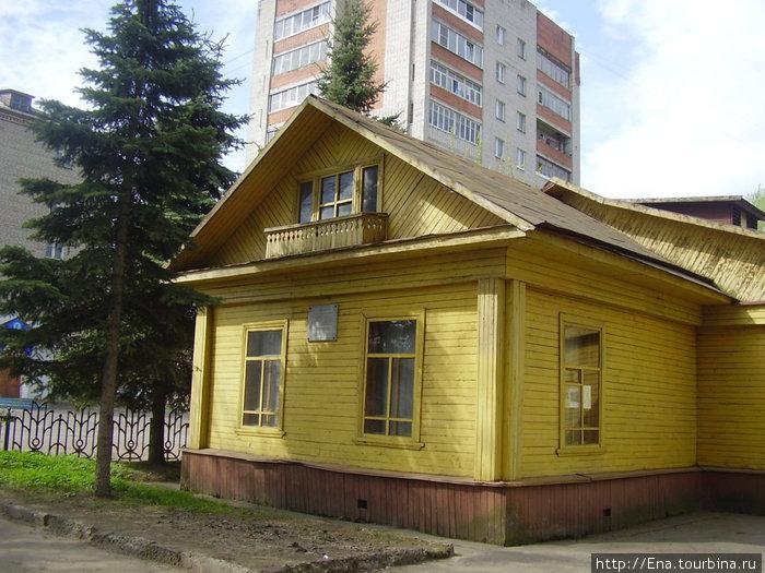 Дом-музей Ухтомского