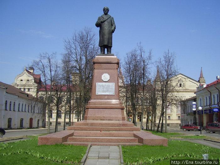 Ленин в \