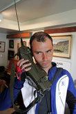 Макс, как работник радиотехнической службы, нашел себе подходящий телефончик.