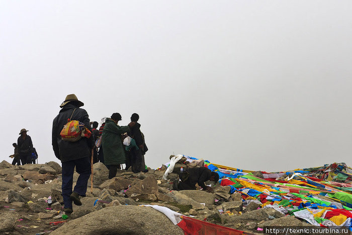 Перевал Долма Ла