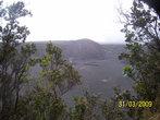 В кратере Халемаумау живет богиня  вулканов Пеле