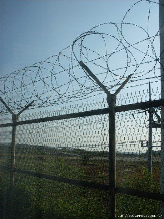 Так южнокорейцы защищают границы от северокорейских шпионов