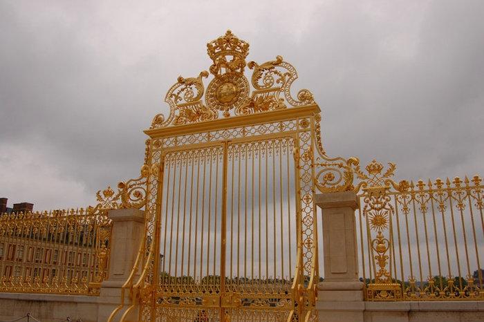 Золотой дворец короля-Солнца (Версаль, Франция)