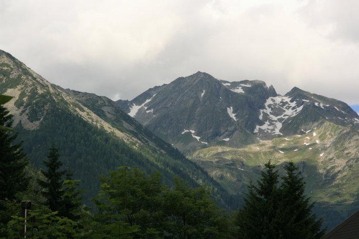 национальный парк Hohe Tauern