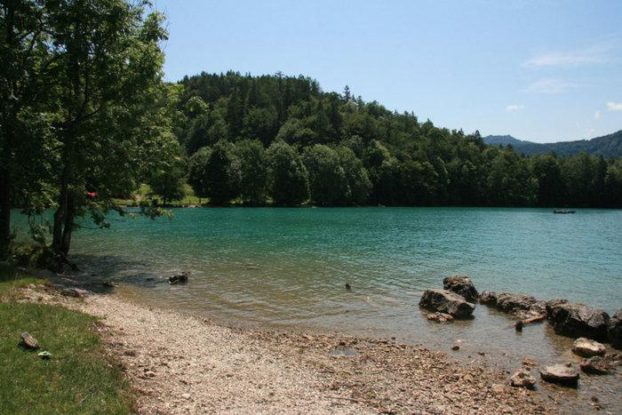 озеро Санкт-Вольфгангзее